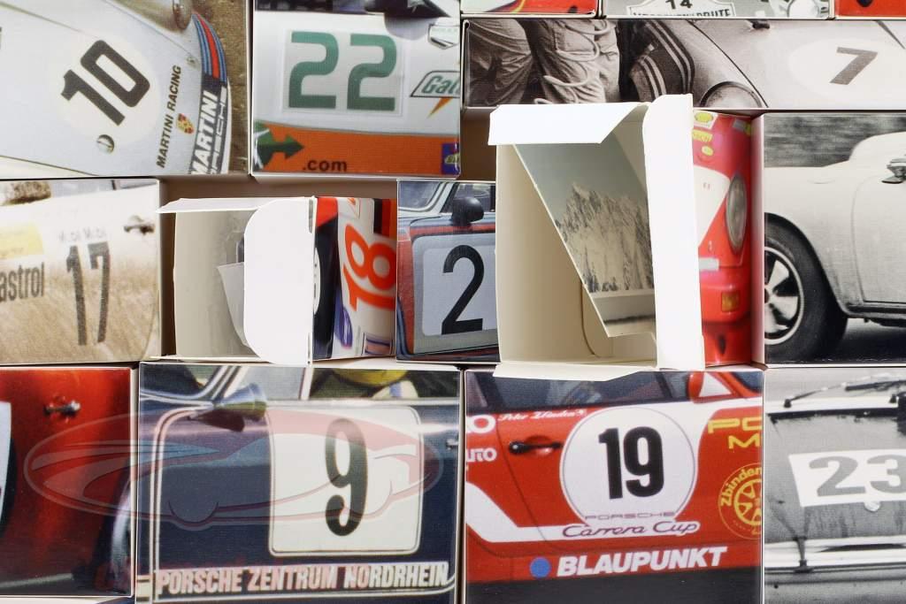 Porsche Calendario dell'Avvento 2019: Porsche 911 1:43 Franzis