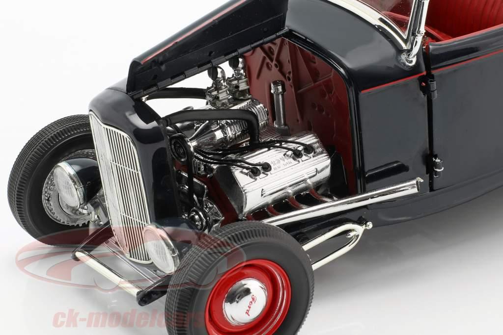 Ford Roadster ano de construção 1932 Washington azul 1:18 GMP