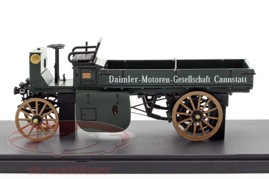 Daimler Motor-Lastwagen année de construction 1898 vert foncé 1:43 Neo