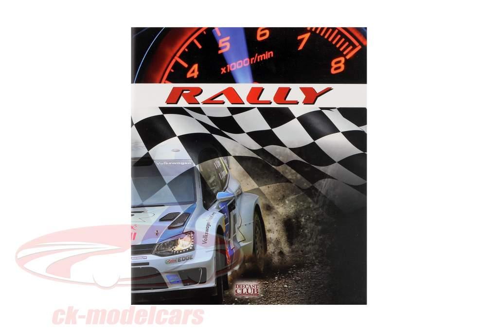 3-Car Rallye Set Hyundai i20 WRC met extra accessoires 1:43 Ixo