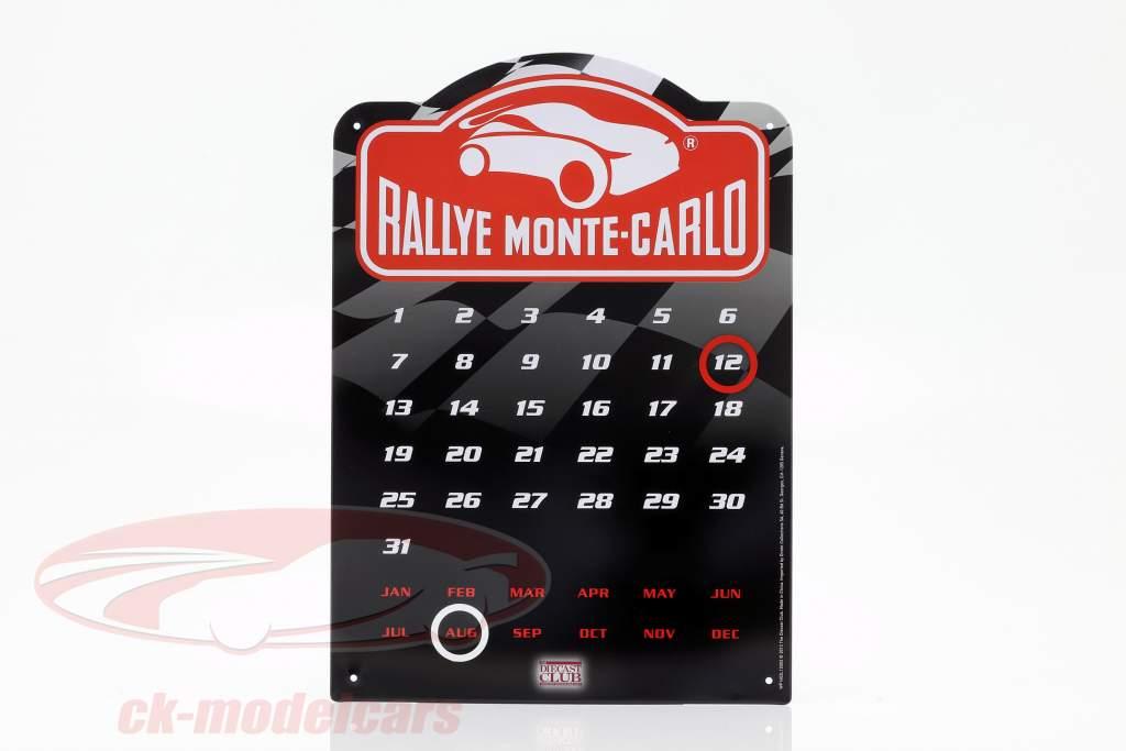 3-Car Rallye Set Hyundai i20 WRC med yderligere tilbehør 1:43 Ixo