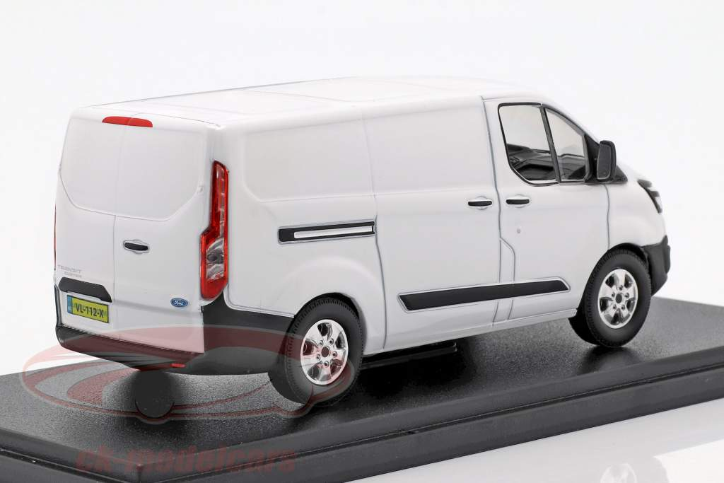 Ford Transit Custom V362 Bouwjaar 2016 wit 1:43 Greenlight