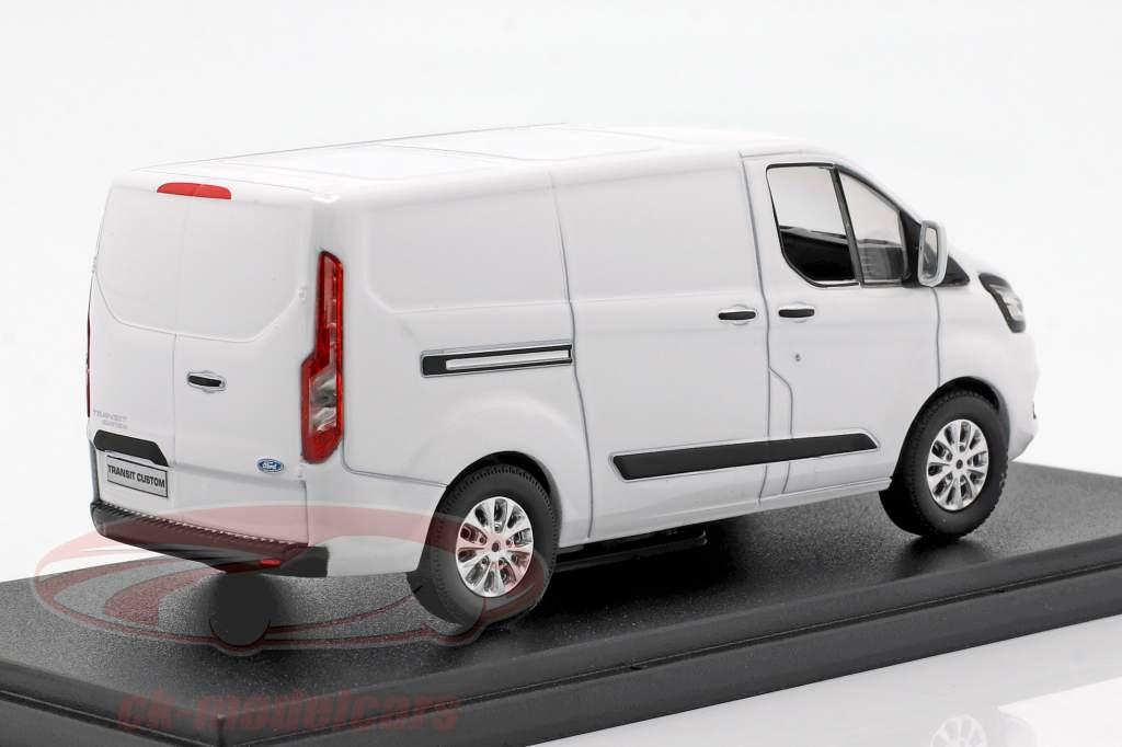 Ford Transit Custom V362 MCA anno di costruzione 2018 bianco 1:43 Greenlight
