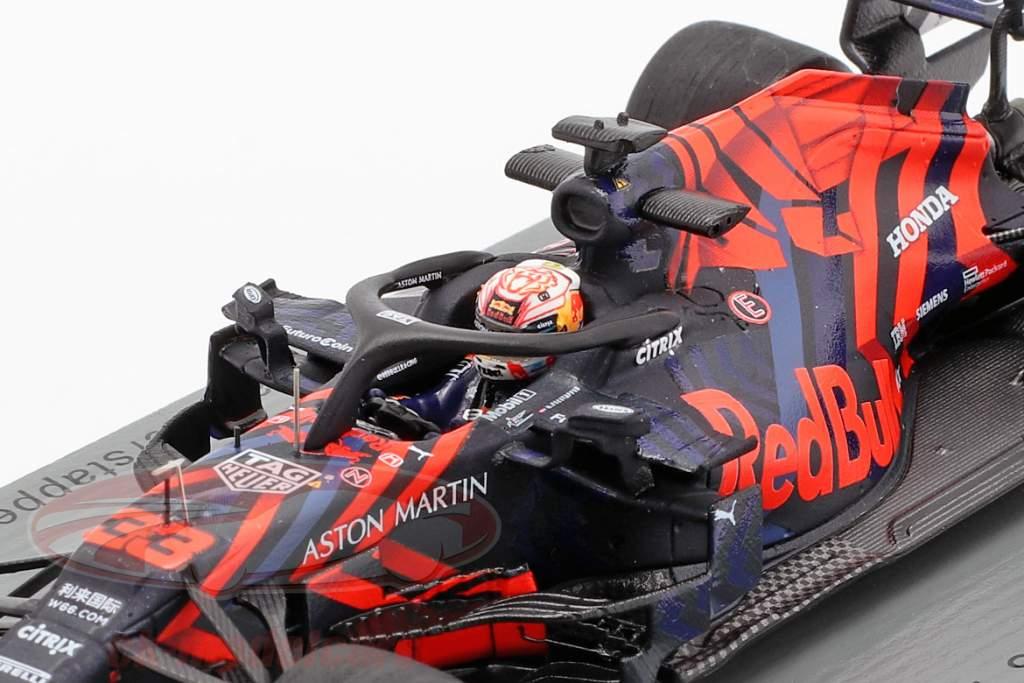 Max Verstappen Red Bull Racing RB15 #33 Silverstone Shakedown F1 2019 1:43 Spark