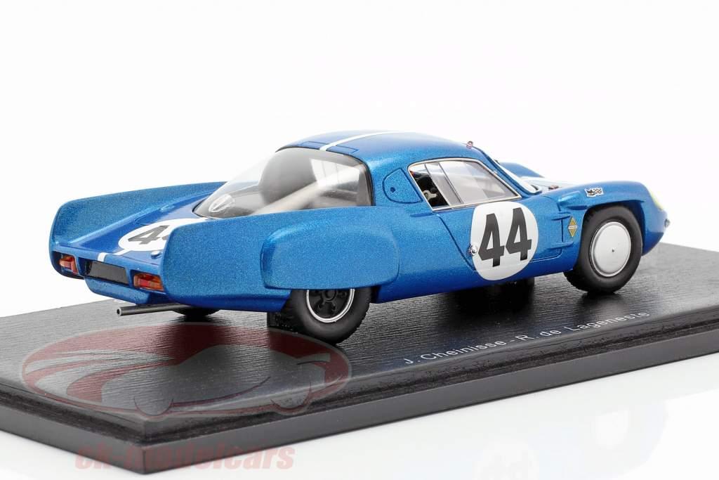 Alpine A210 #44 24h LeMans 1966 J. Cheinisse, R.de Lageneste 1:43 Spark