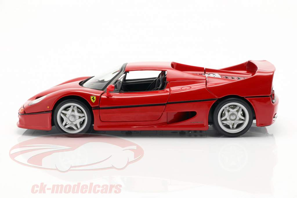 Ferrari F50 rosso 1:18 Bburago