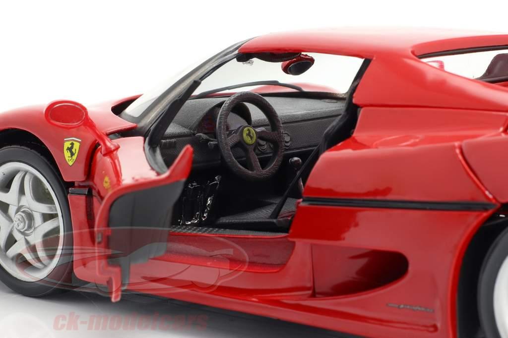 Ferrari F50 vermelho 1:18 Bburago