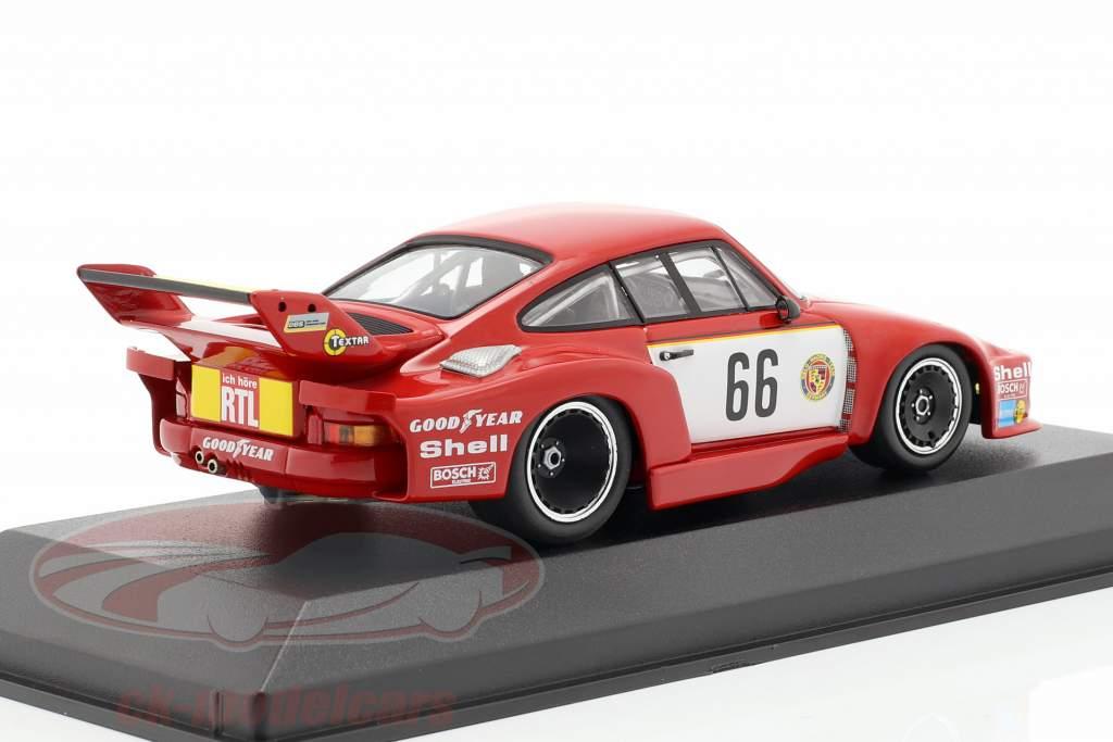 Porsche 935/77 #66 Ganador DRM Nürburgring 1977 Stommelen 1:43 Minichamps