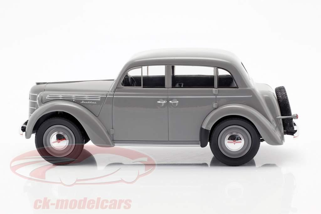Moskwitsch 400 anno di costruzione 1946 grigio 1:18 KK-Scale