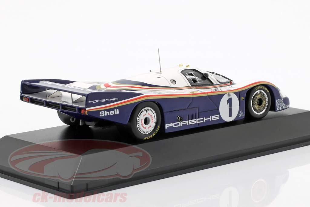 Porsche 956 LH #1 Winner 24h LeMans 1982 Ickx / Bell 1:43 Spark