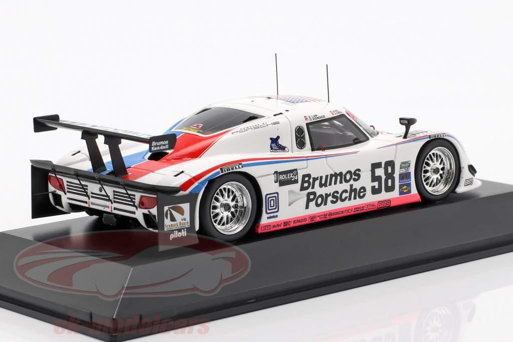 Riley-Porsche #58 Vencedor 24, 2009 Daytona Brumos Corrida 1:43 faísca