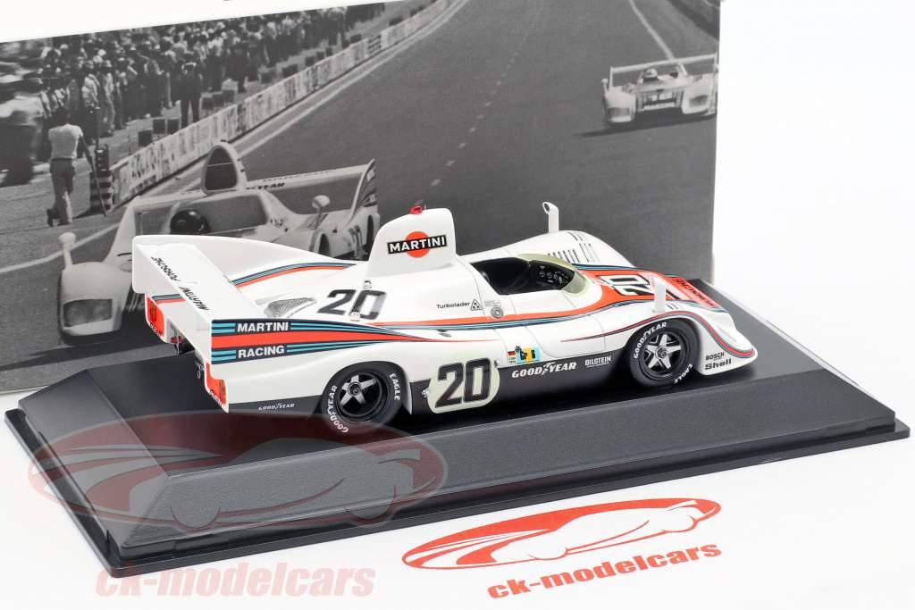 Porsche 936 #20 Vinder 24h LeMans 1976 Ickx, Lennep 1:43 Spark