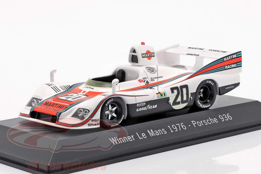 Porsche 936 #20 Vincitore 24h LeMans 1976 Ickx, Lennep 1:43 Spark