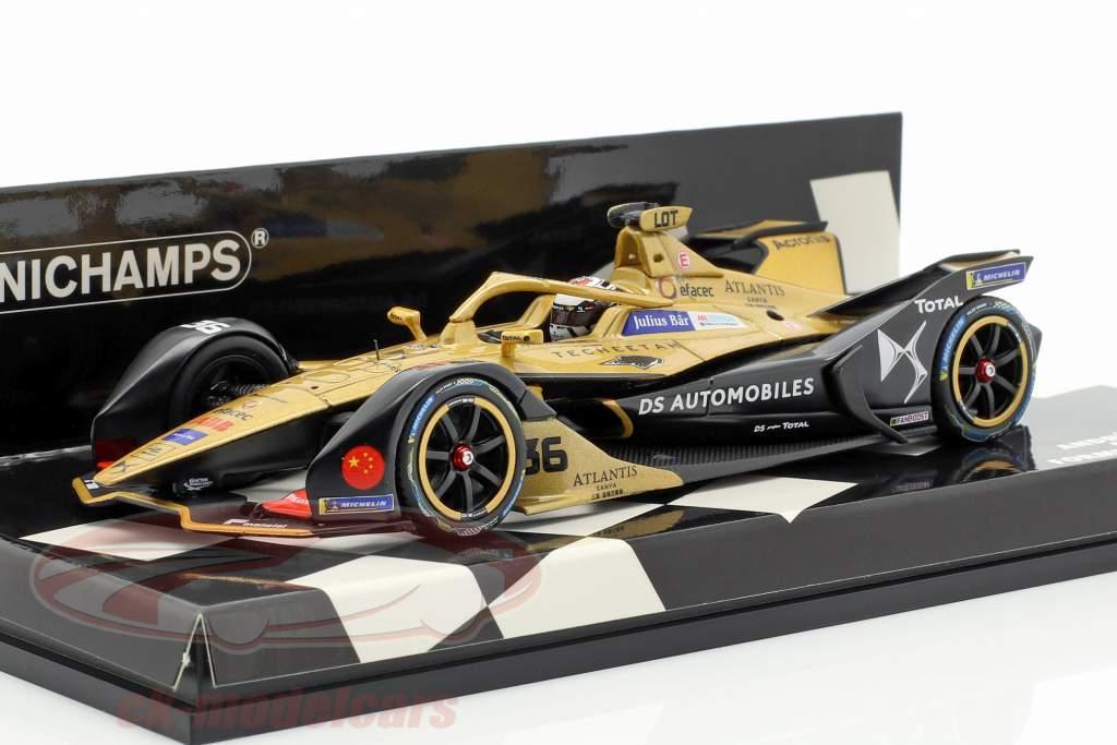 Andre Lotterer DS E-Tense FE 19 #36 Formel E 2018/19 1:43 Minichamps