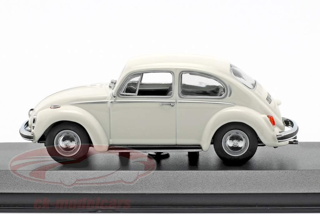 Volkswagen VW 1302 year 1970 white 1:43 Minichamps