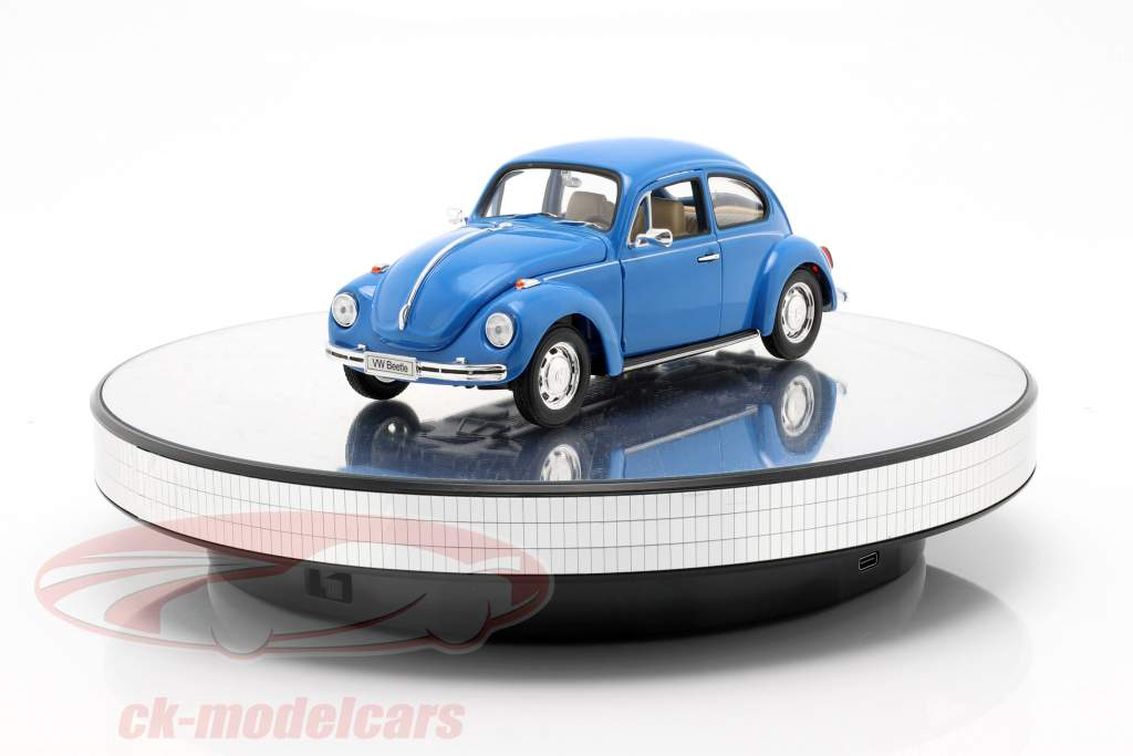 giradiscos espejo diámetro 25 cm para coches modelo en escala 1:18 y 1:24 Triple9