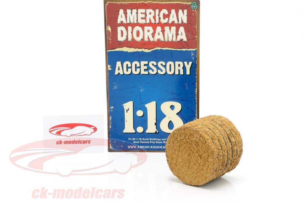 Heno Bale 1:18 American Diorama