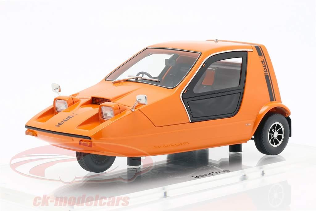 Bond Bug 700ES Baujahr 1970 orange 1:18 DNA Collectibles