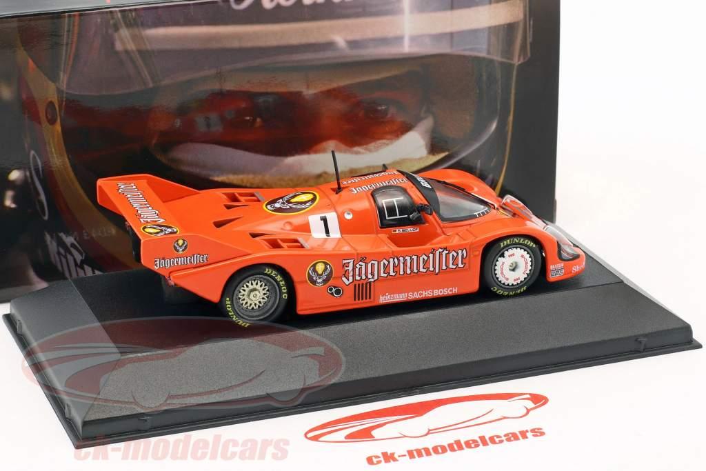 Porsche 956K #1 Vinder DRM Supersprint Nürburgring 1984 Stefan Bellof 1:43 CMR