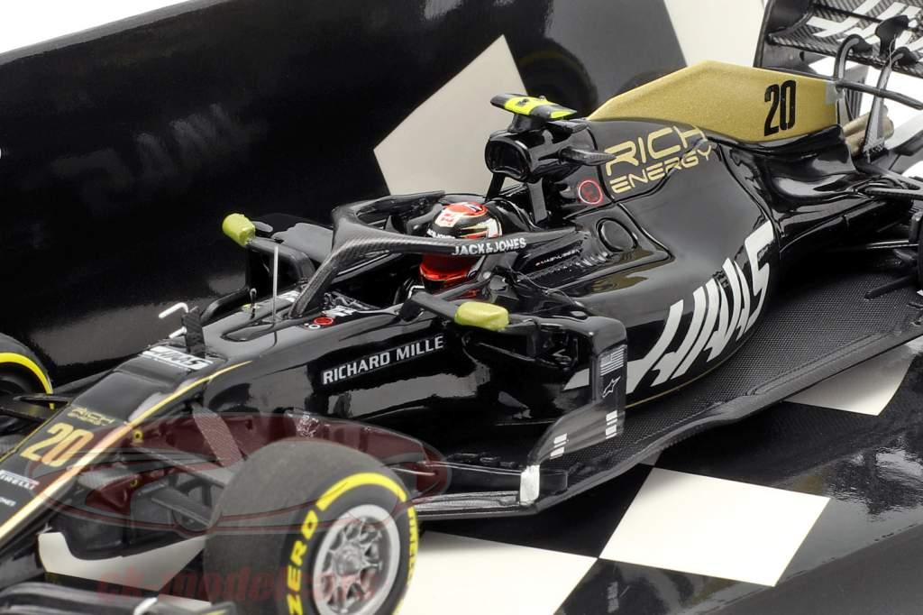 Kevin Magnussen Haas VF-19 #20 formula 1 2019 1:43 Minichamps
