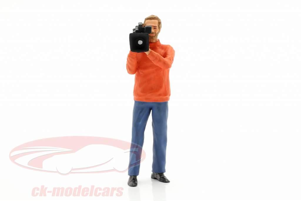 Kameramann Figur 1:18 FigurenManufaktur