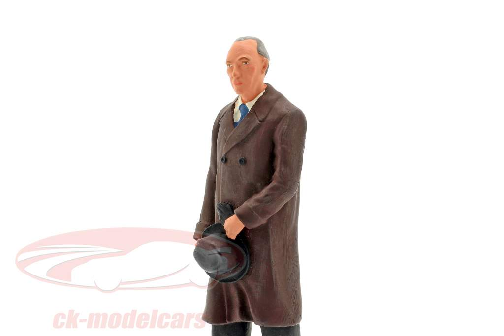 Konrad Adenauer Figur 1:18 FigurenManufaktur