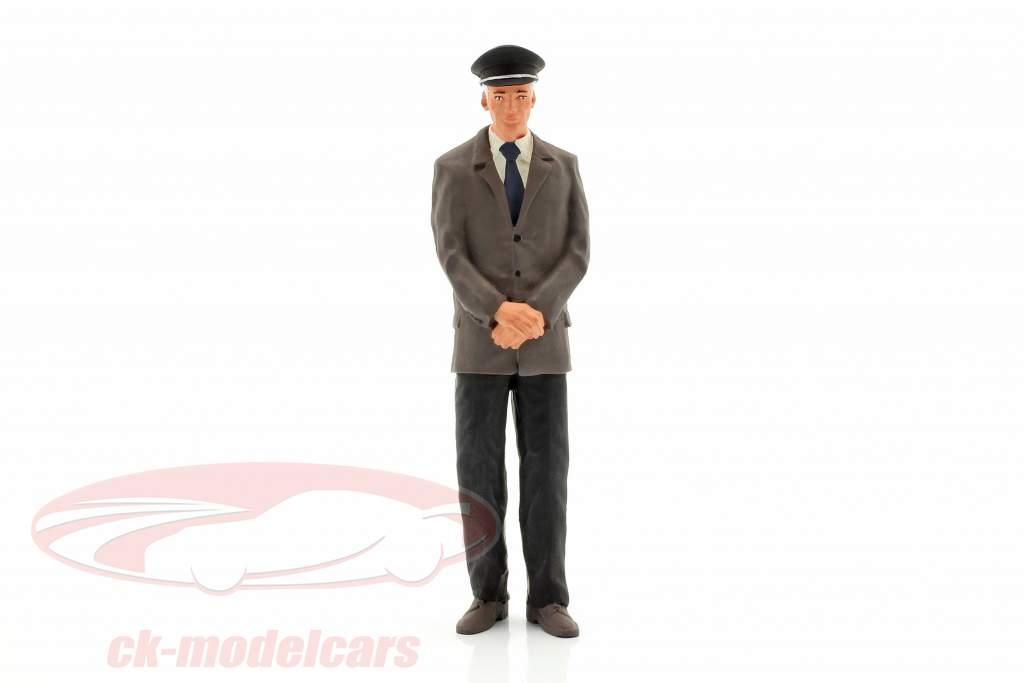 Chauffeur Figur 1:18 FigurenManufaktur