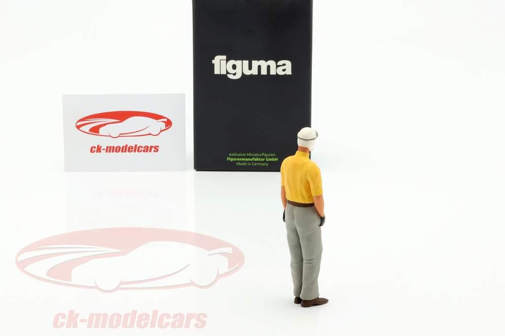 Tazio N. Figuur 1 Historische Formule 1:18 figuur Manufactory