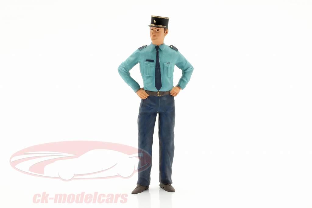 Flic fransk politimand figur Figur 1:18 Fabrik