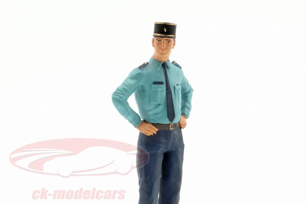 Flic französischer Polizist Figur 1:18 FigurenManufaktur