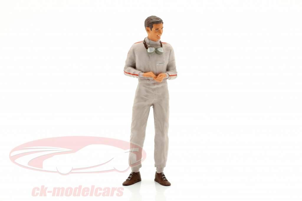 Jim C. Lotus bestuurder figuur 1:18 fabriek figuur