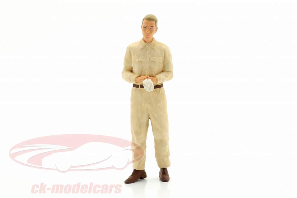 Bernd Rosemeyer Racer Figure 1:18 FigurenManufaktur