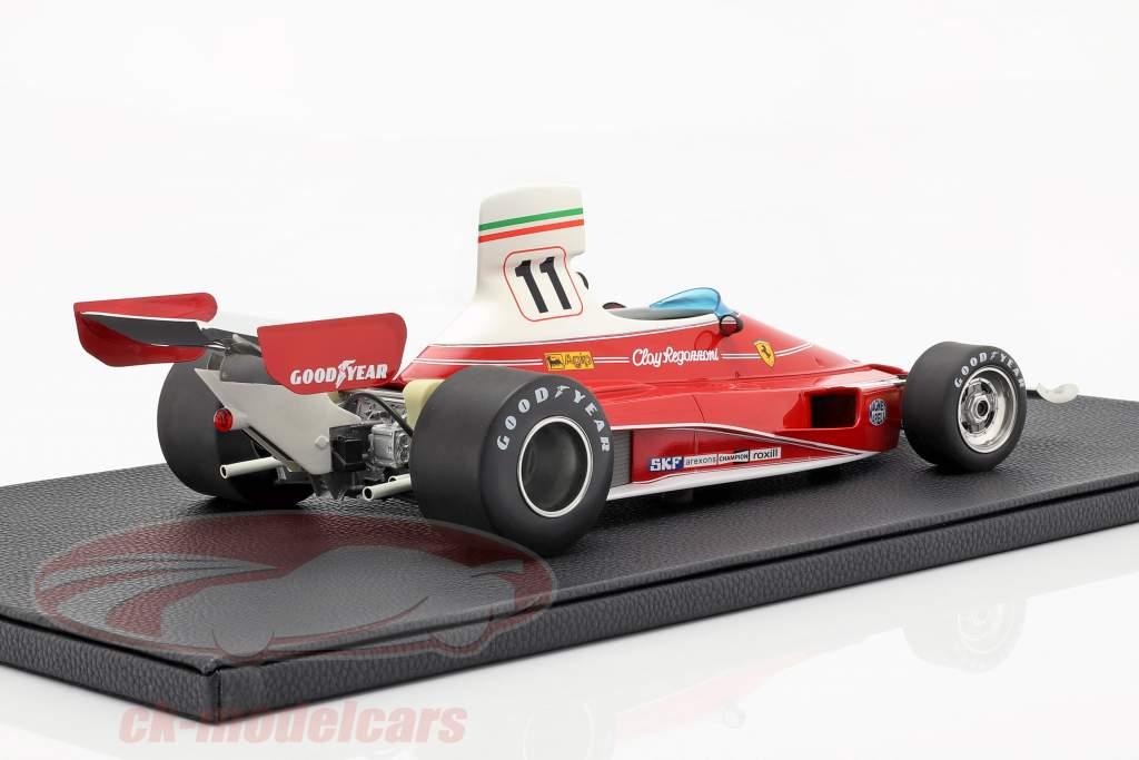 Clay Regazzoni Ferrari 312T #11 formula 1 1975 1:12 GP Replicas