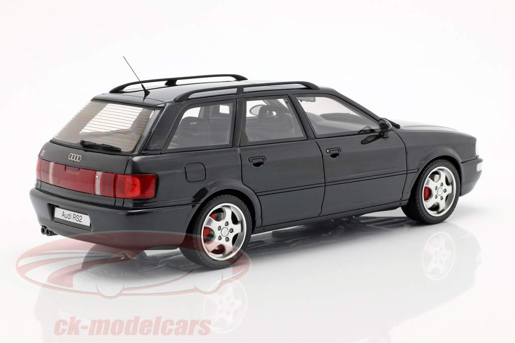 Audi Avant RS2 Opførselsår 1994 sort 1:18 OttOmobile
