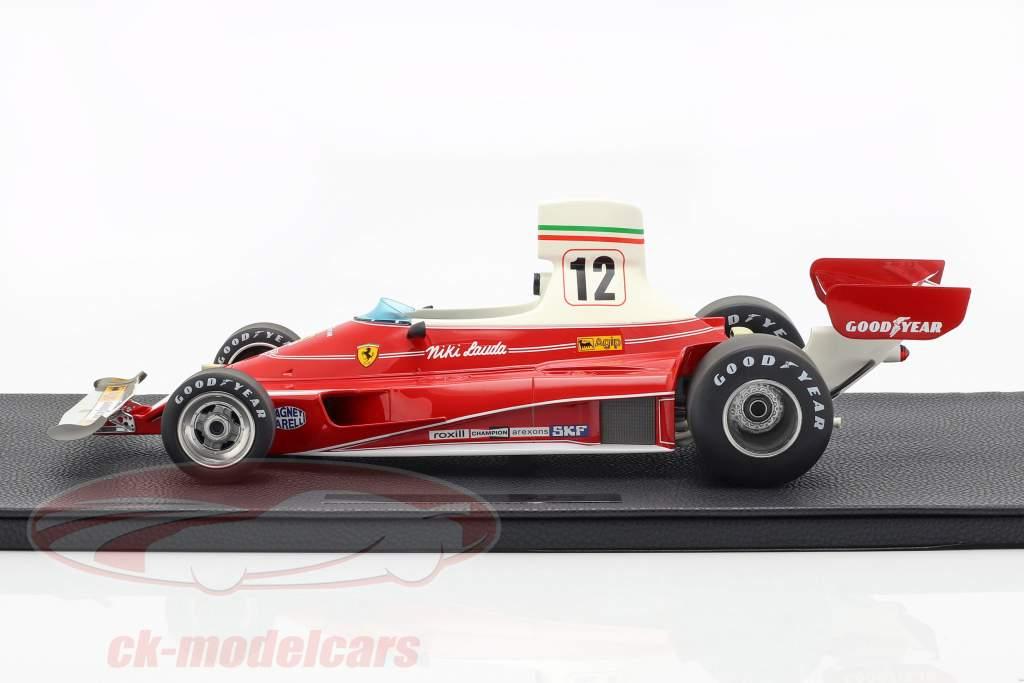 Niki Lauda Ferrari 312T #12 World Champion formula 1 1975 1:12 GP Replicas