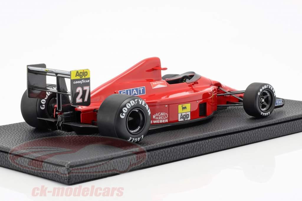 Nigel Mansell Ferrari 640 #27 formel 1 1989 1:18 GP Replicas