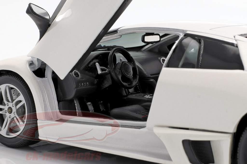 Lamborghini Murcielago LP640 anno di costruzione 2007 bianco 1:18 Maisto