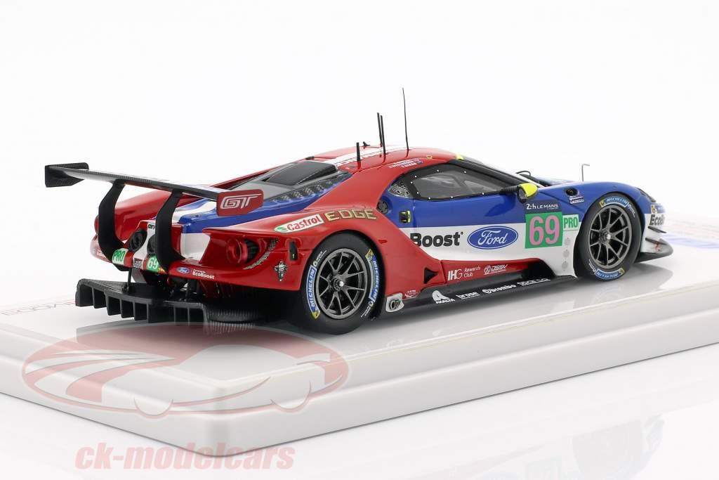 Ford GT #69 24h LeMans 2017 Briscoe, Dixon, Westbrook 1:43 TrueScale