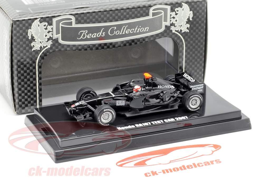 Christian Klien Honda RA107 Test Car formule 1 2007 1:64 Kyosho