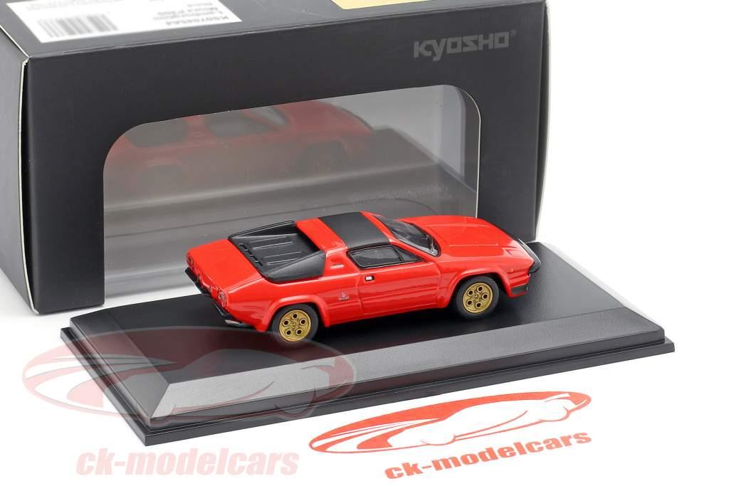Lamborghini Silhouette rouge 1:64 Kyosho