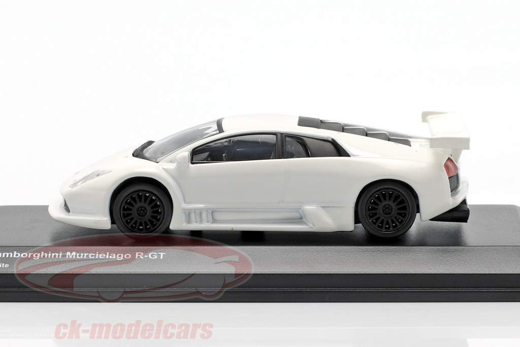 Lamborghini Murcielago R-GT hvid 1:64 Kyosho