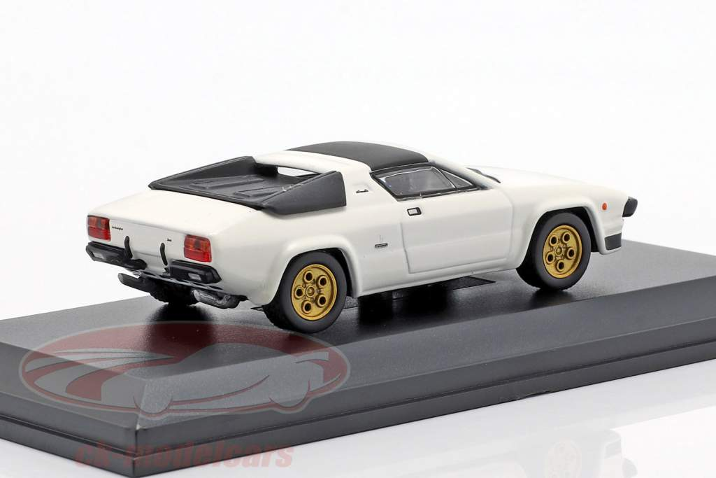 Lamborghini Silhouette blanc 1:64 Kyosho