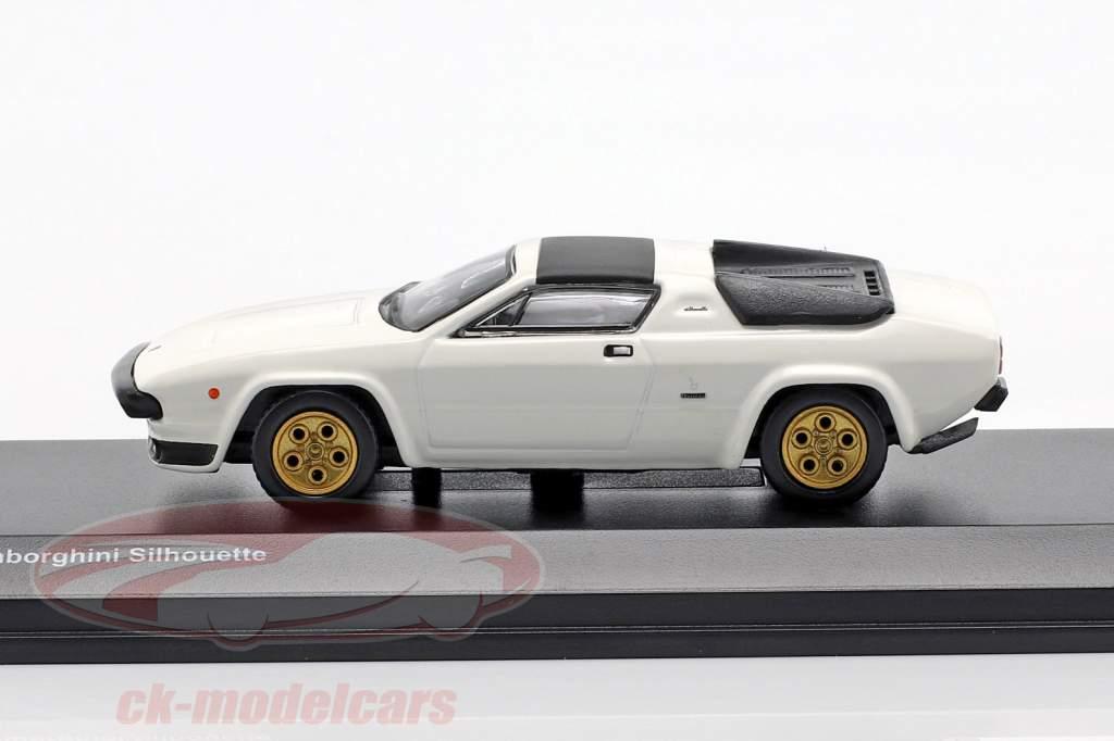 Lamborghini Silhouette weiß 1:64 Kyosho