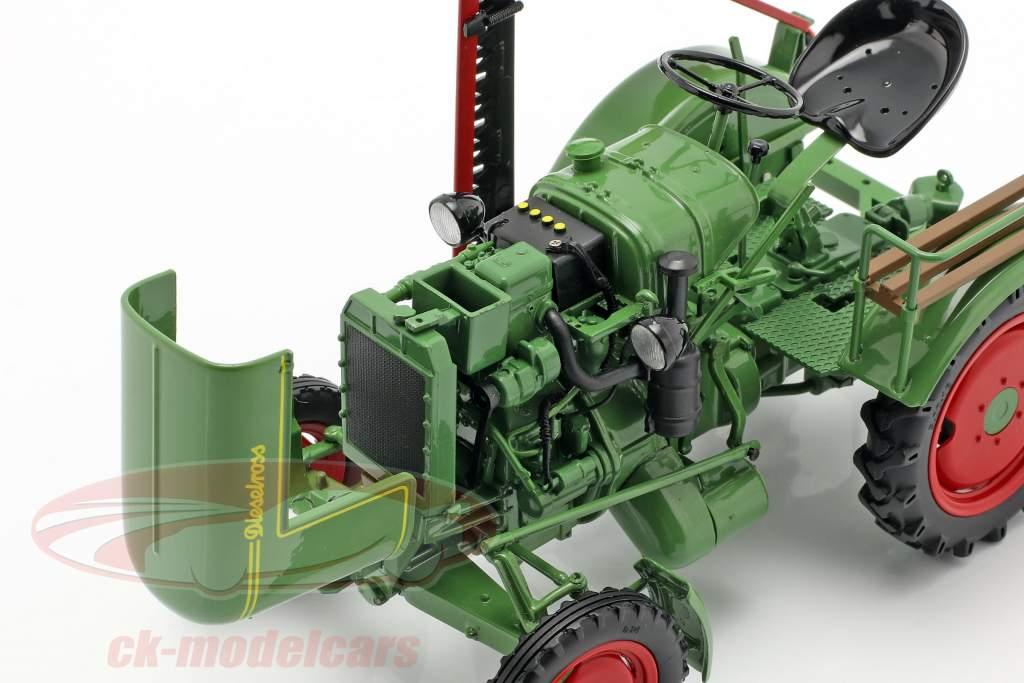 Fendt Dieselross F20G trator verde 1:18 Schuco