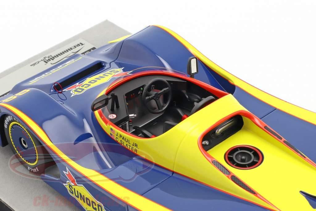 Porsche 966 Gunnar #66 500km Road America 1993 Slater, Paul Jr. 1:18 Tecnomodel