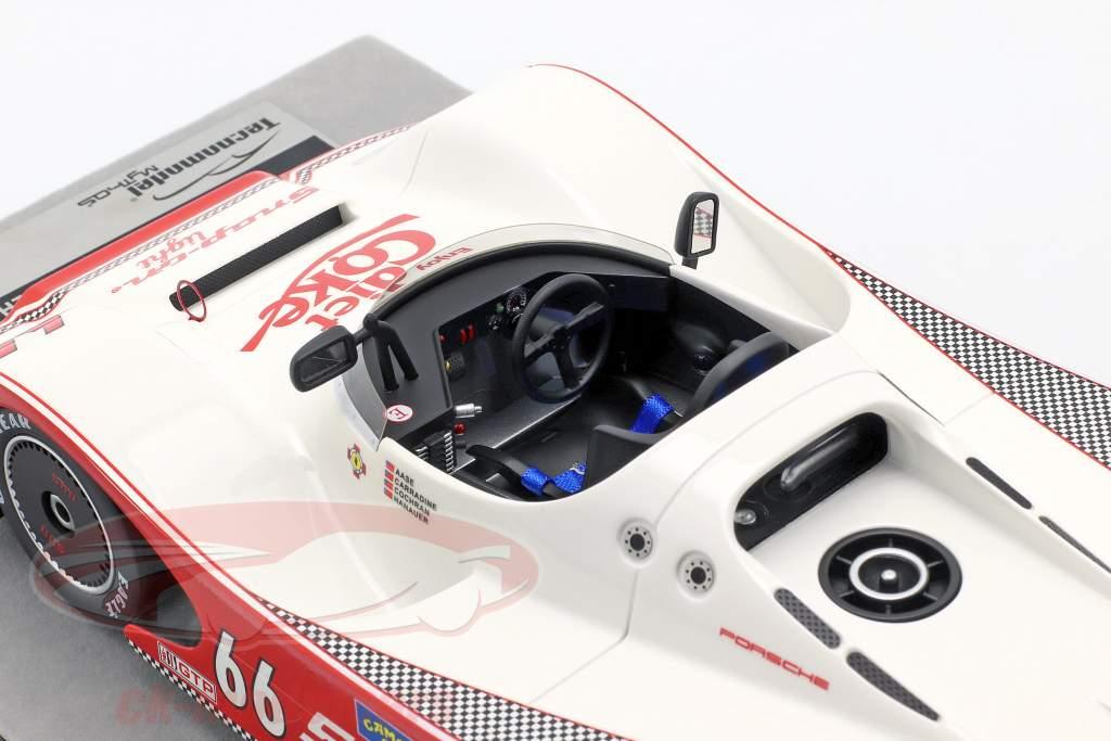 Porsche 966 Gunnar #66 12h Sebring IMSA 1993 Team Gunnar 1:18 Tecnomodel