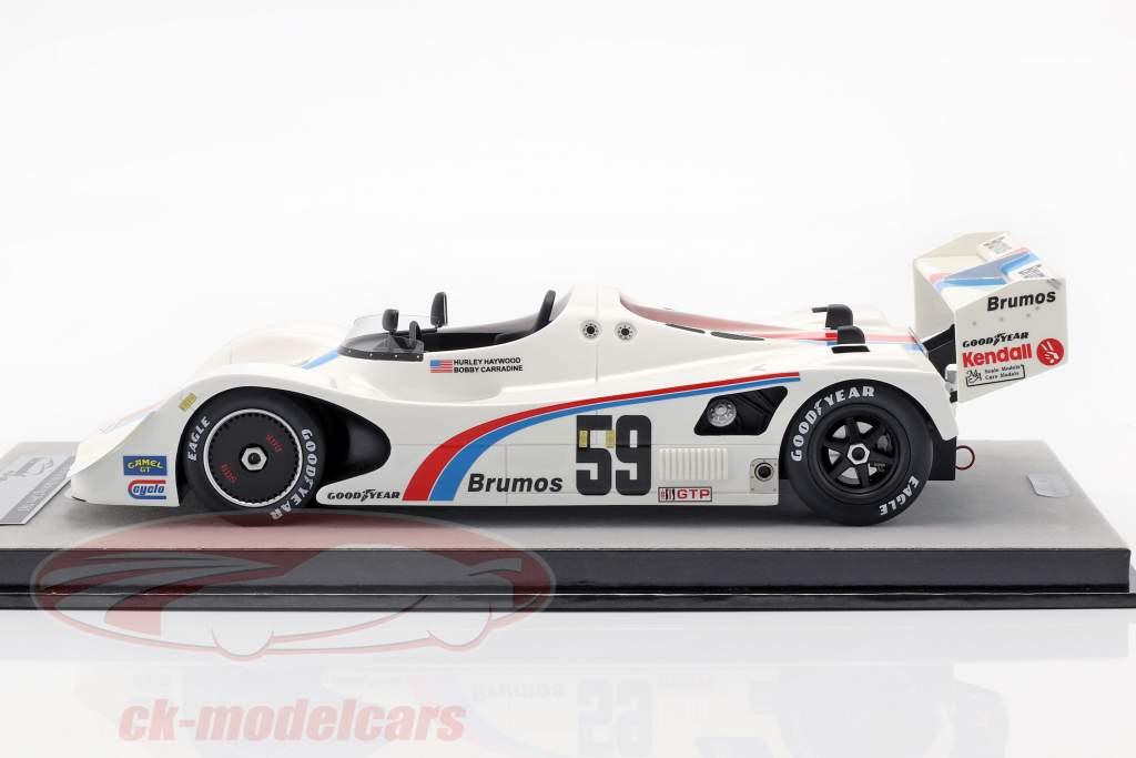 Porsche 966 Gunnar #59 12h Sebring IMSA 1992 Haywood, Carradine 1:18 Tecnomodel