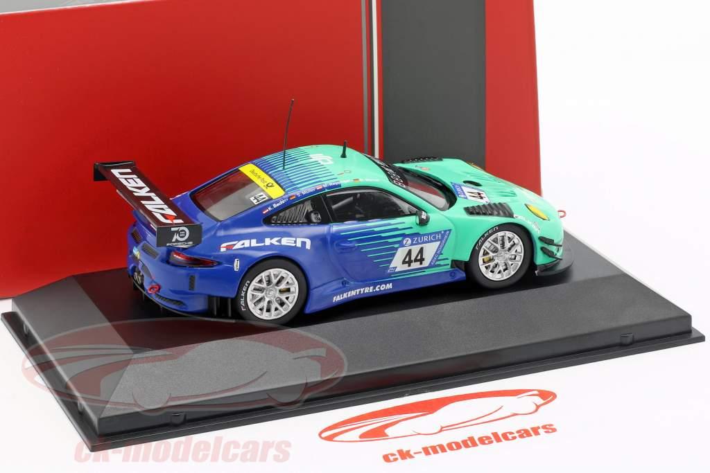 Porsche 911 (991) GT3 R #44 9 24h Nürburgring 2018 Falken 1:43 CMR