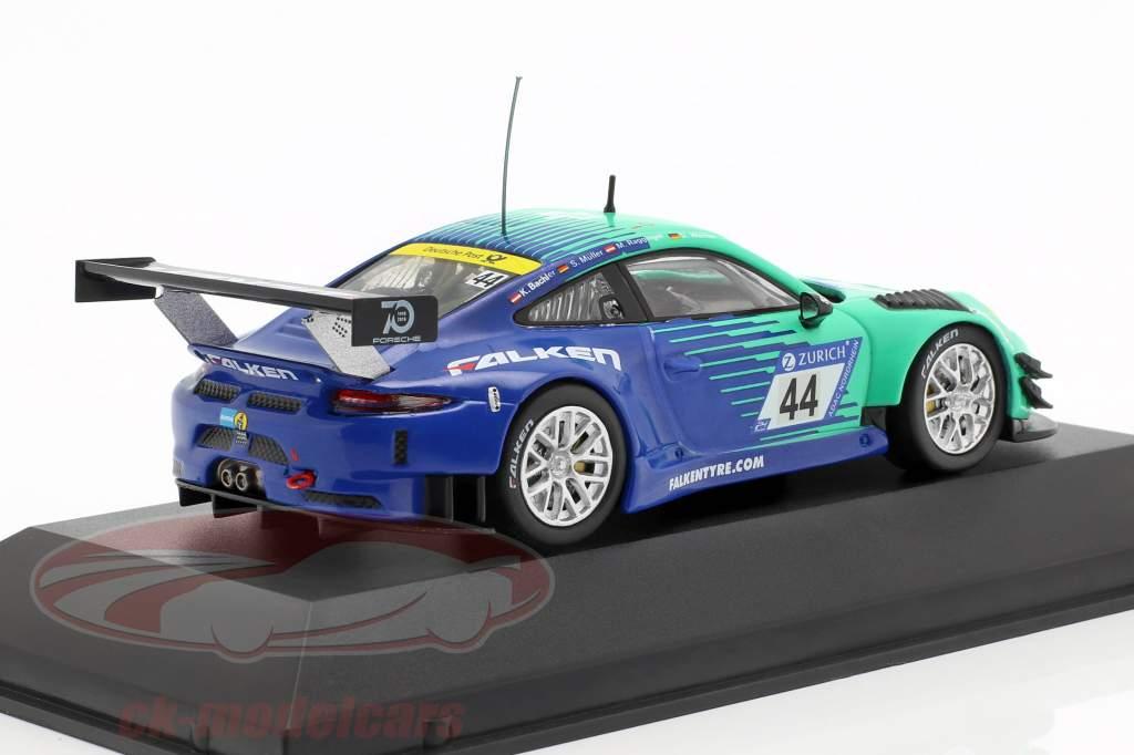 Porsche 911 (991) GT3 R #44 9de 24h Nürburgring 2018 Falken 1:43 CMR