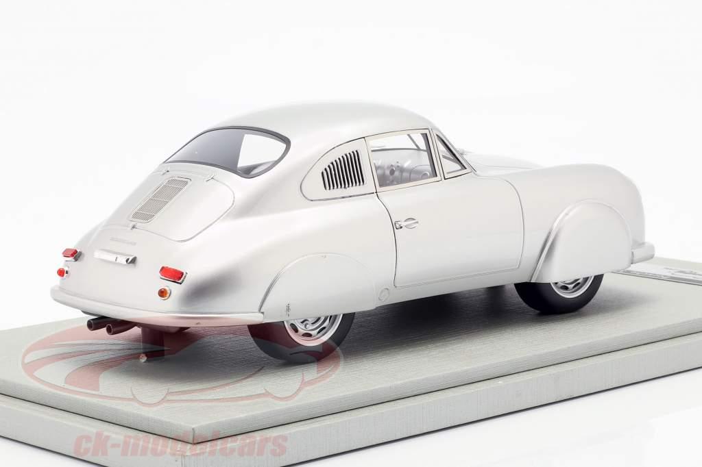 Porsche 356 SL Street Version année de construction 1951 argent 1:18 Tecnomodel